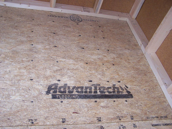 Advantech Plywood Photos