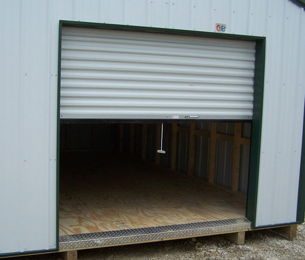Roll up shed doors quotes for 12x12 roll up garage door