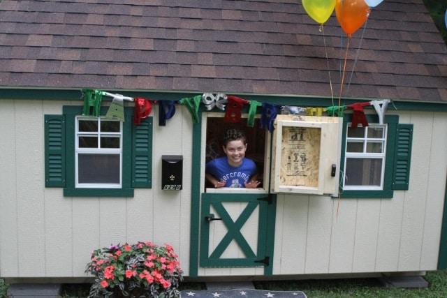 Amish craftsmanship | Amish portable buildings