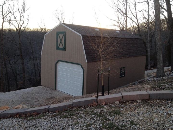 18x30 Country Barn