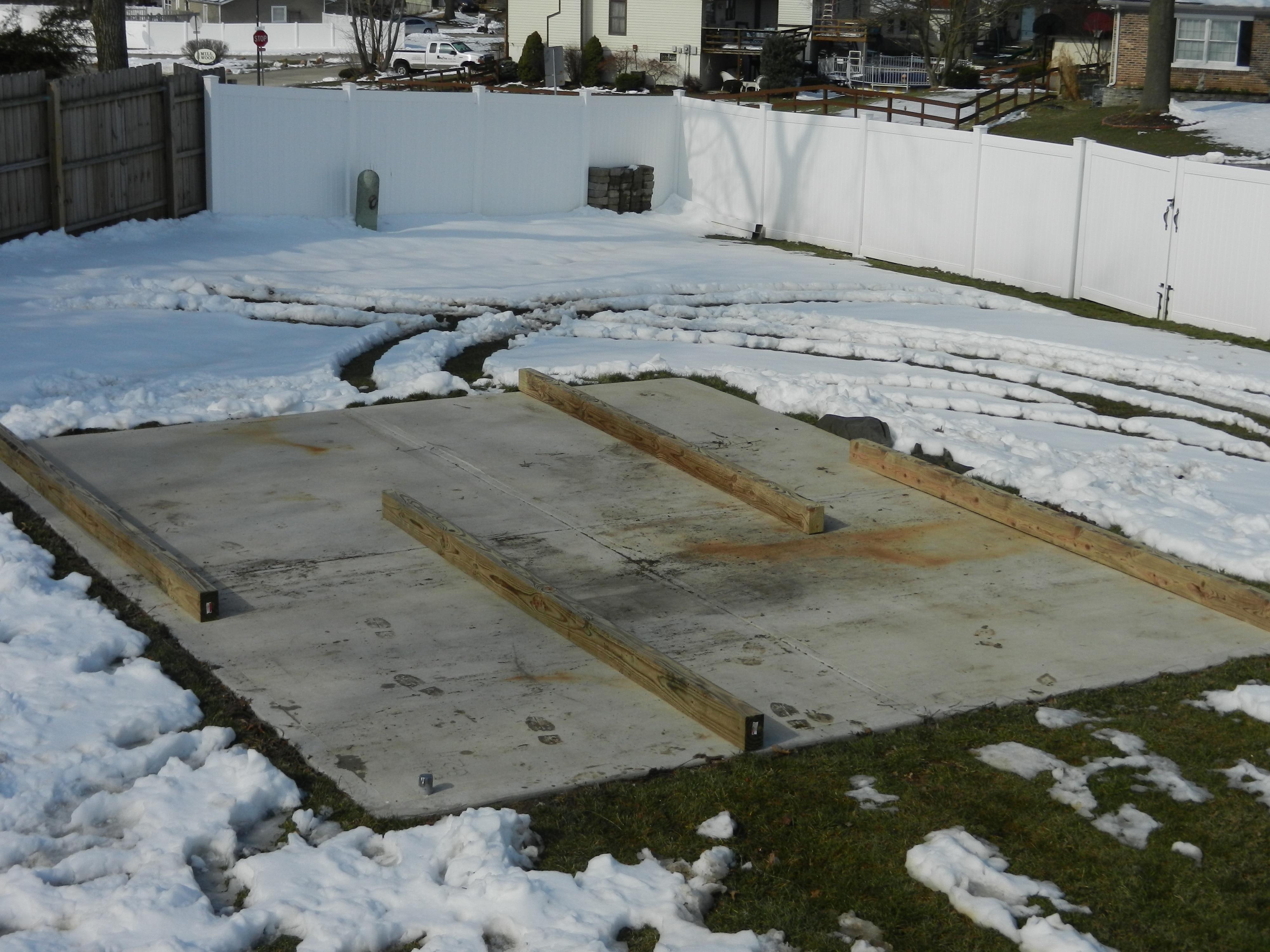 2 Concrete Slab