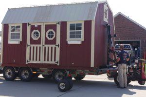 4 Delivery Truck Mule Josh