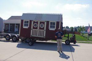 5 Delivery Truck Mule Josh
