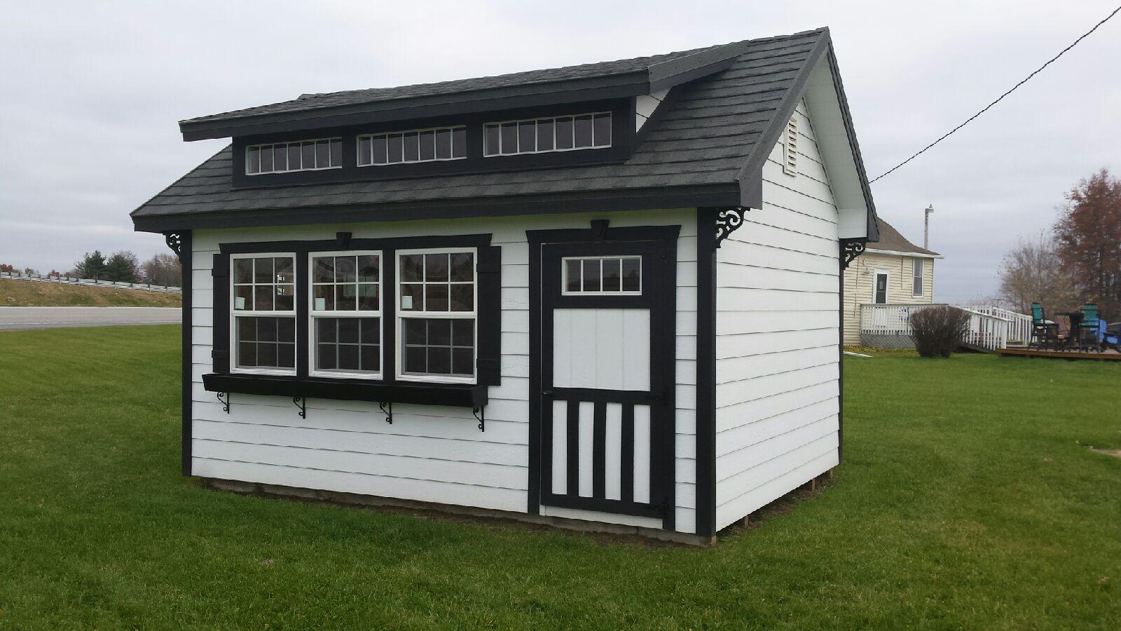 easy tiny homes. 12x16 USA  5201 Columbia MO Portable Buildings Storage Sheds