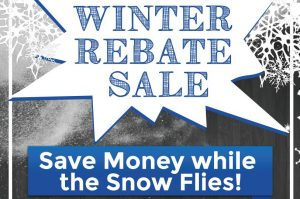 Winter rebates at Classic Buildings