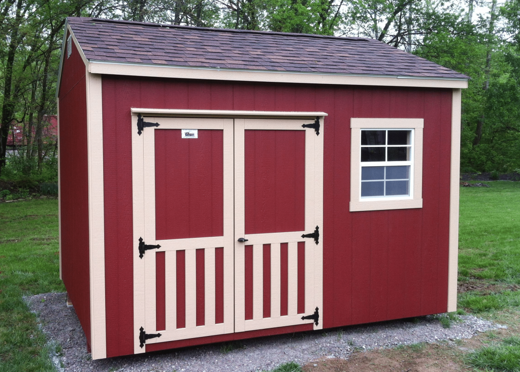 Buying a Shed