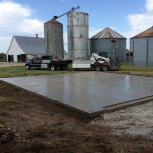 Cement Foundation
