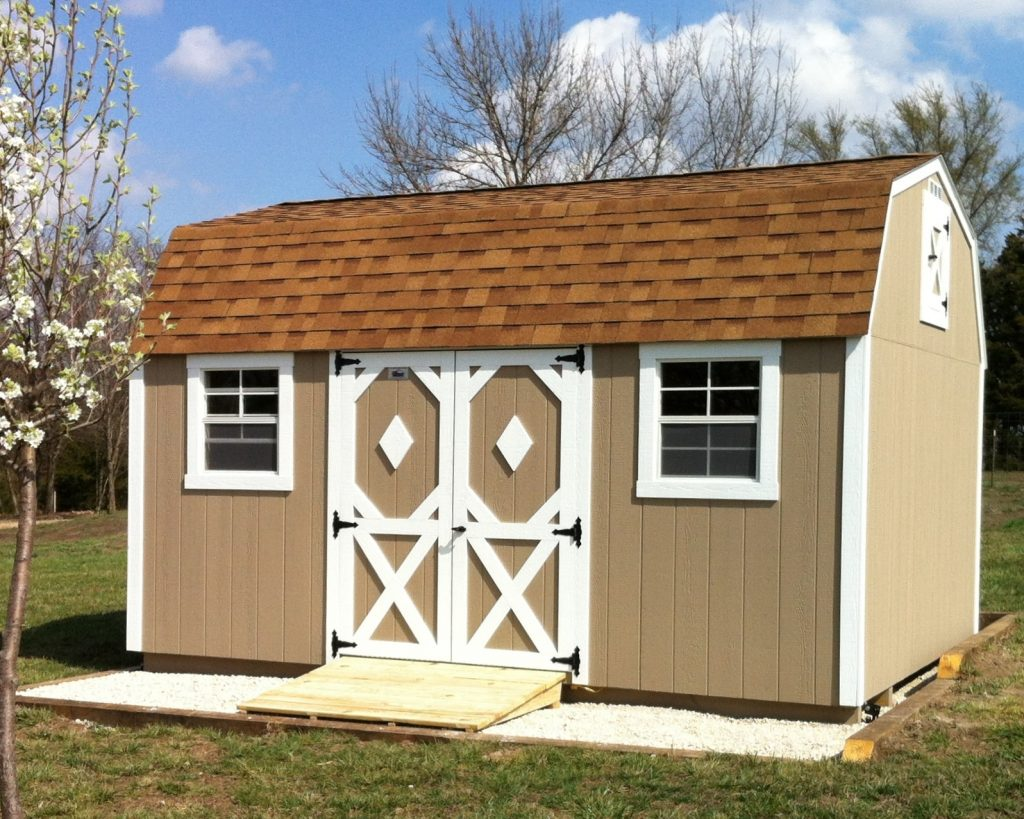 14x20 shed garden lofted barn and utility sheds for Lofted barn shed