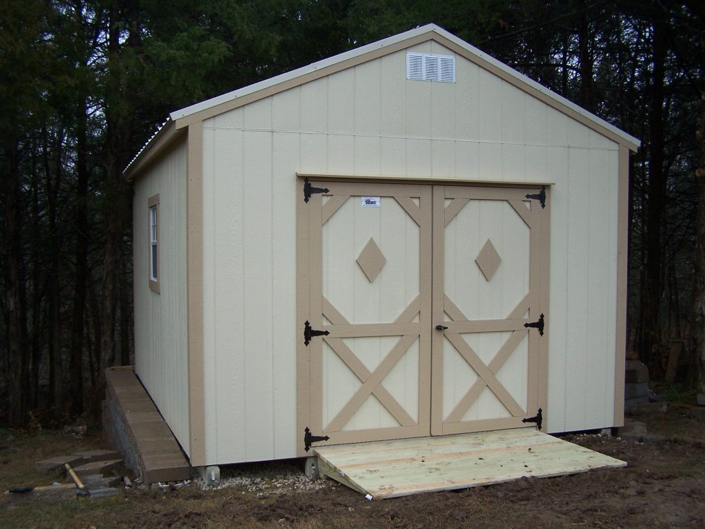 Utility sheds the ultimate storage space solution for Utility storage shed