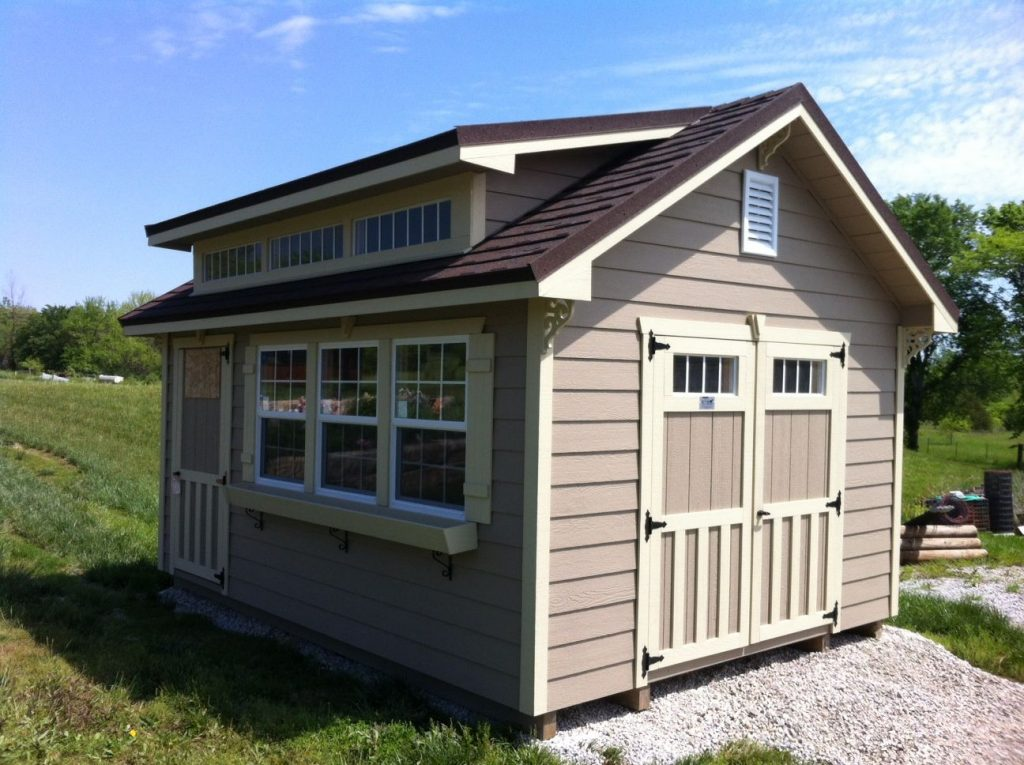Utility Sheds by Classic Buildings