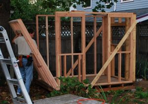 Classic Buildings How To Build a Storage Shed