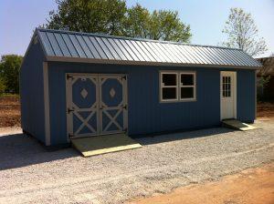 extra large shed