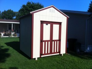shed size guide - small sheds