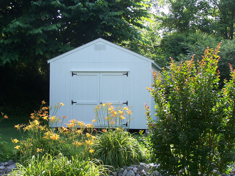 14x28 Shed: Garden, Lofted Barn, and Utility Shed Models - Classic ...