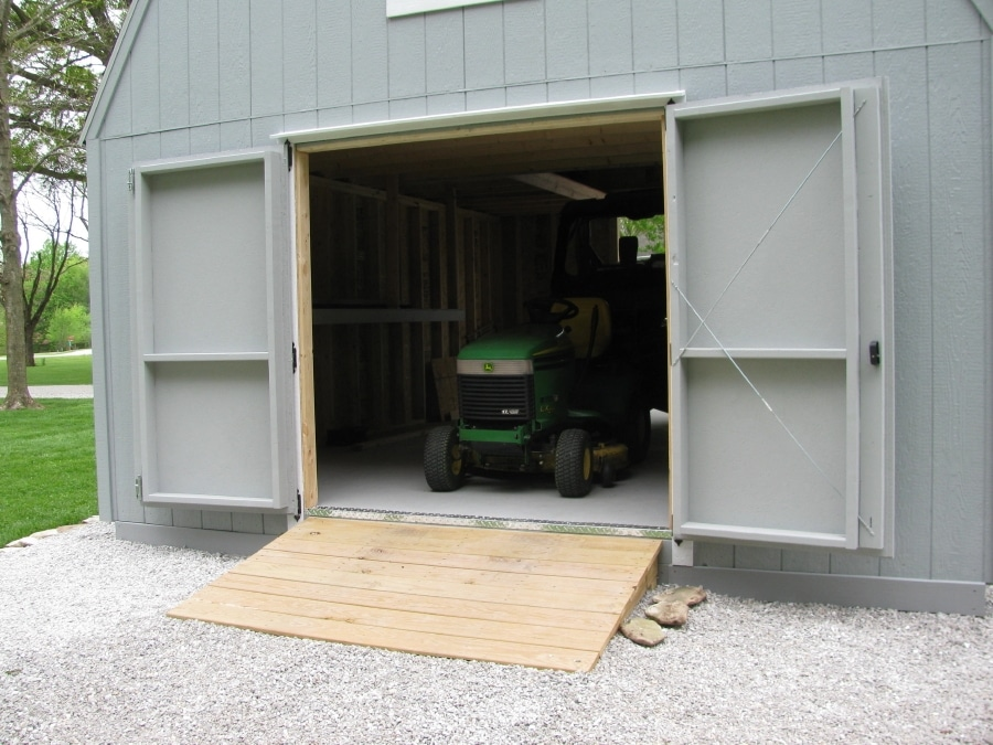 12x28 Shed: Garden, Lofted Barn, and Utility Shed Models
