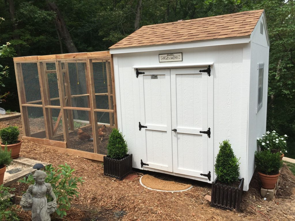 Customized Shed - Chicken Coop