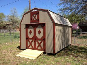 custom built Barn shed
