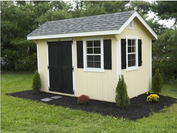 garden shed tips