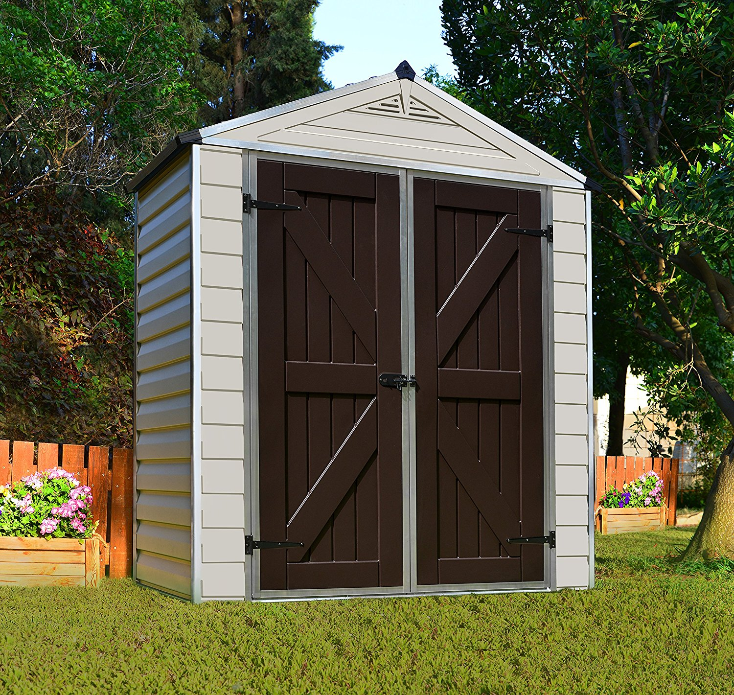 sheds watch ft resin suncast storage sutton youtube shed