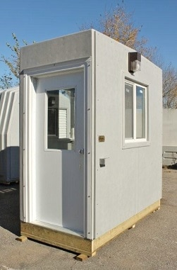 Fibreglass Guardhouse