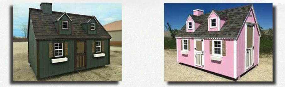 children's cabins