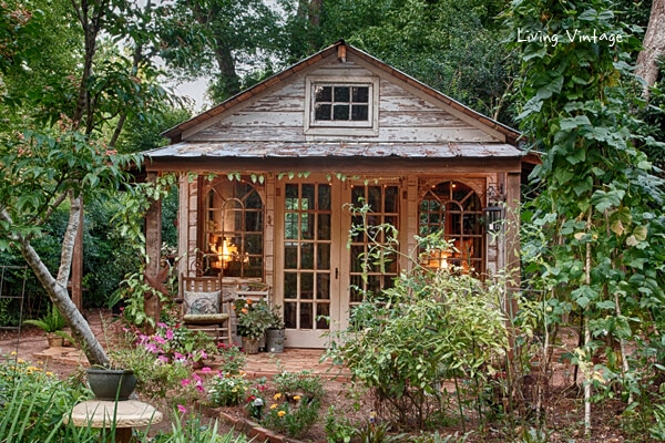 reclaimed shed