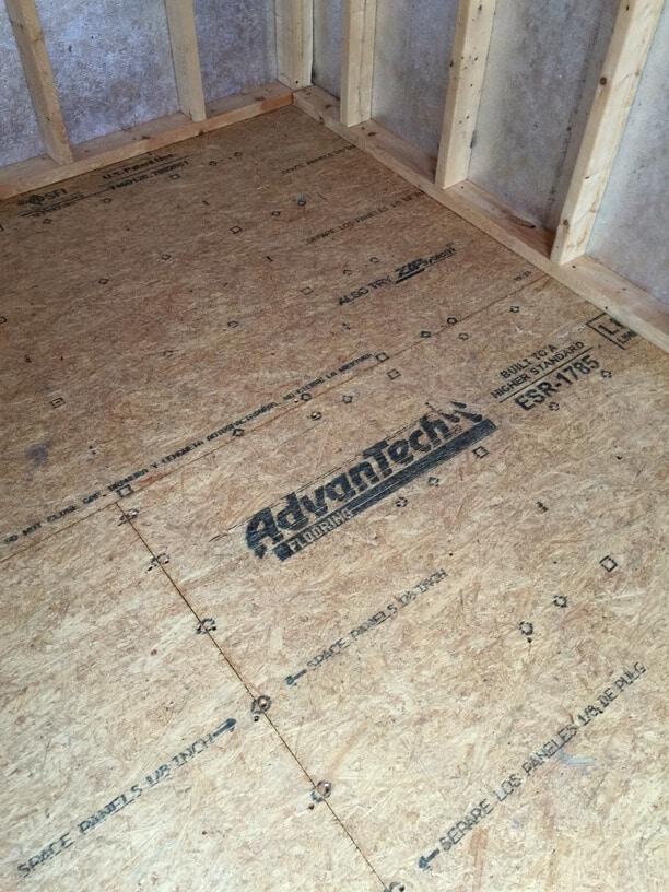 Advantech Floor