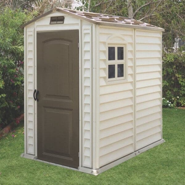 Plastic Shed from Wayfair