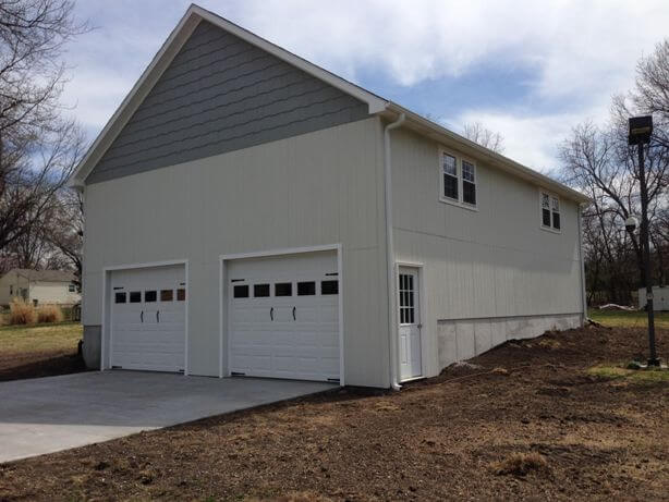Wood storage sheds ultimate guide to how long they last for 2 car garage with workshop