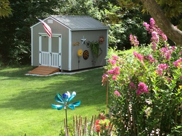 Ultra shed will add curb appeal