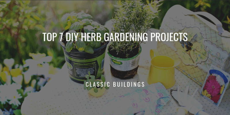 DIY Herb Gardening Projects