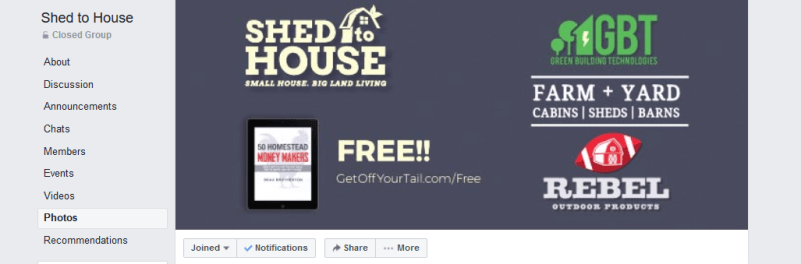 shed to house logo