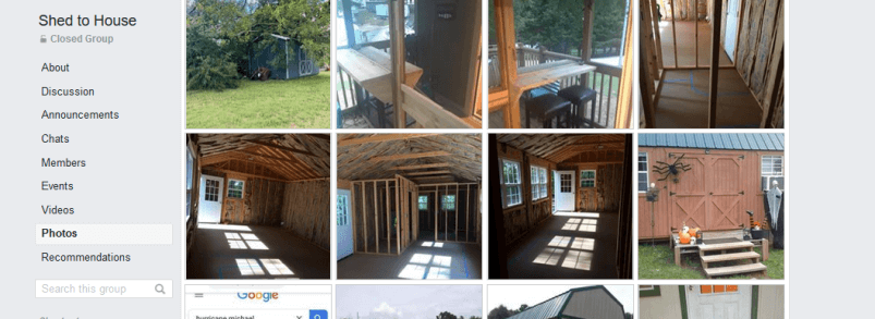 shed to house photos how to's