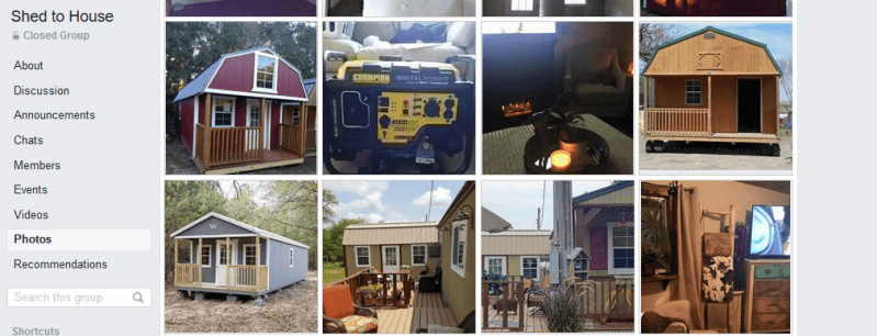 shed to house photos