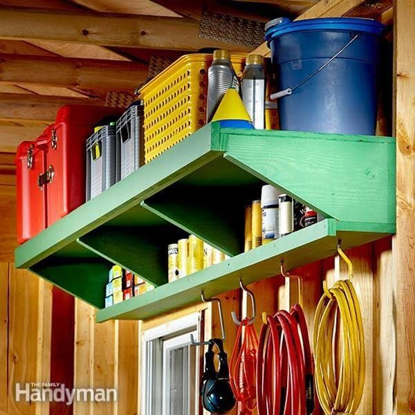 double decker shelves