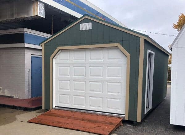 garage display model