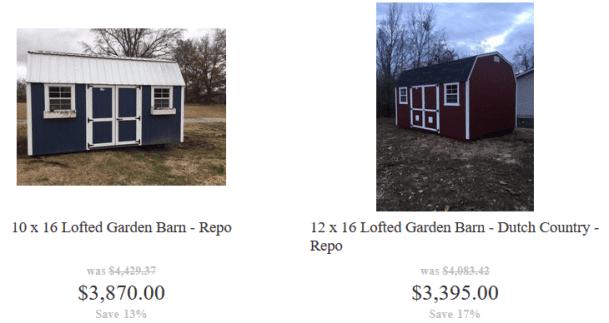 repossessed buildings