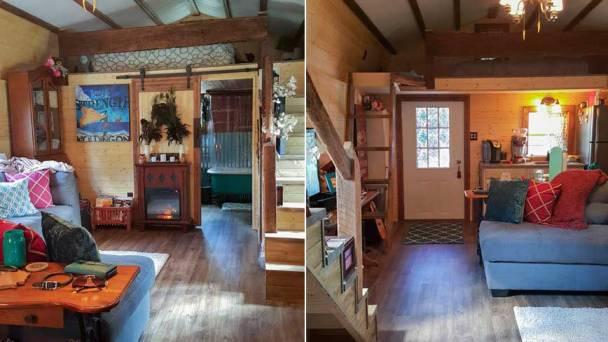tiny house renovation