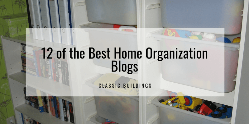 12 of the Best Home Organization Blogs