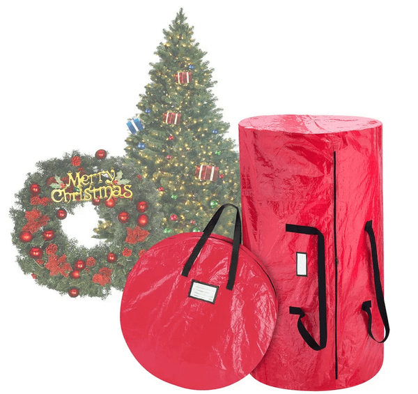 Christmas decoration bags