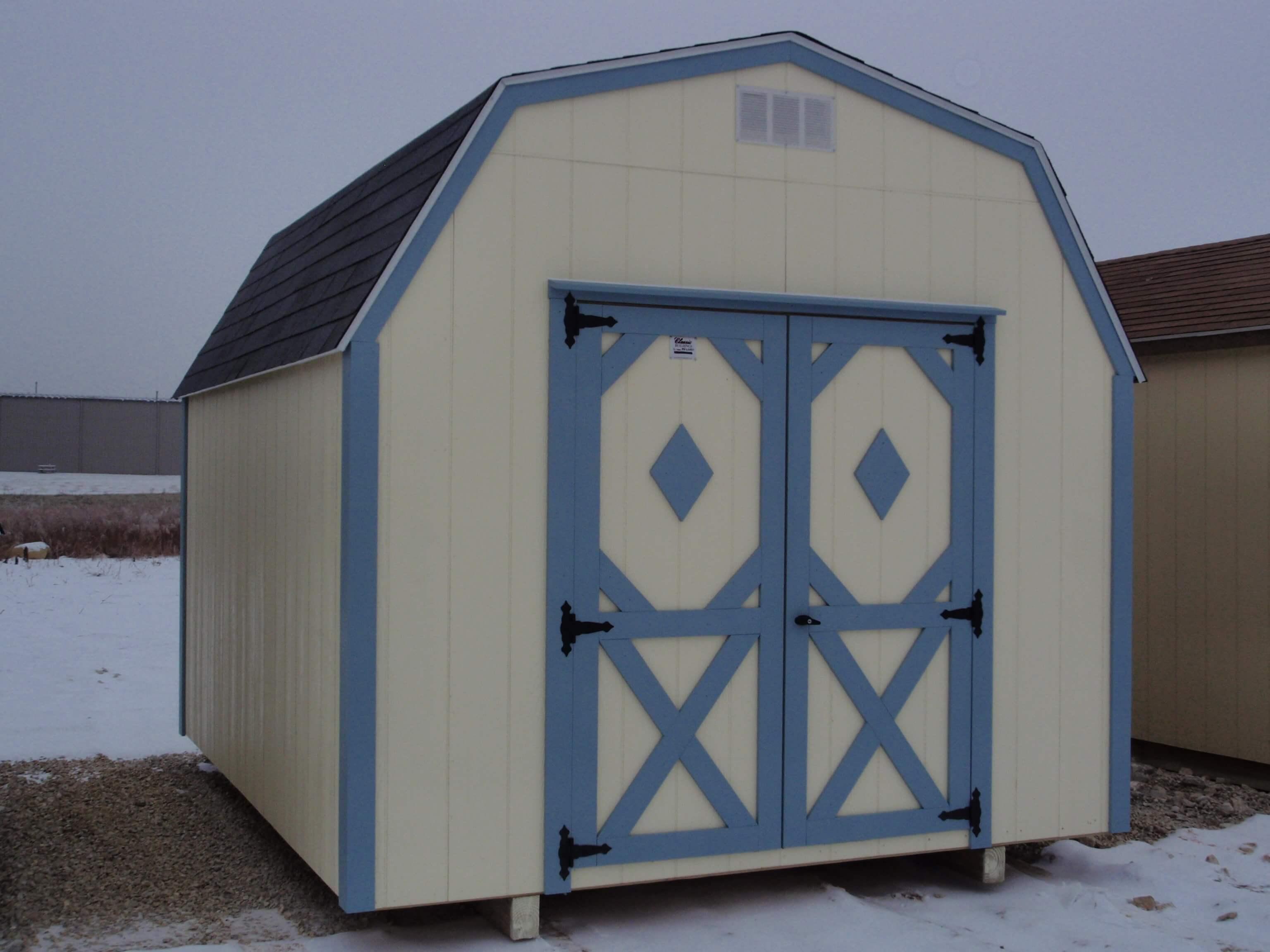The Barn Portable Barn