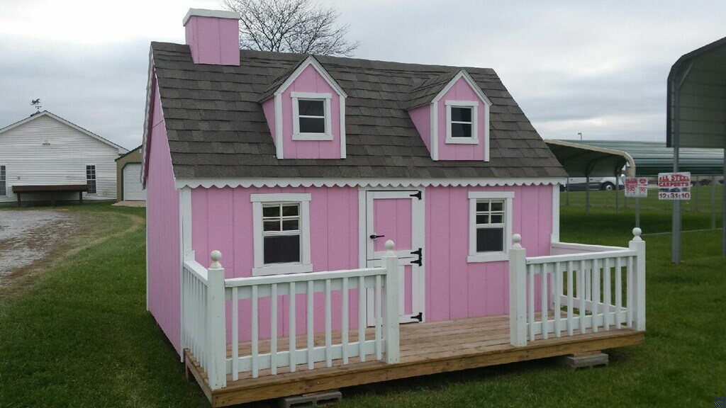 Playhouse play house