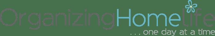 Organizing-Homelife
