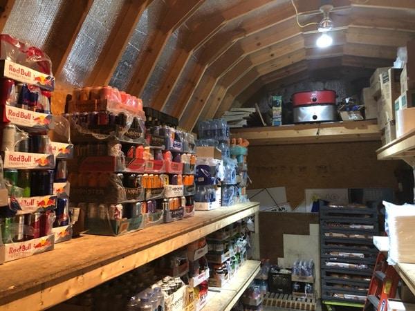 commercial sheds