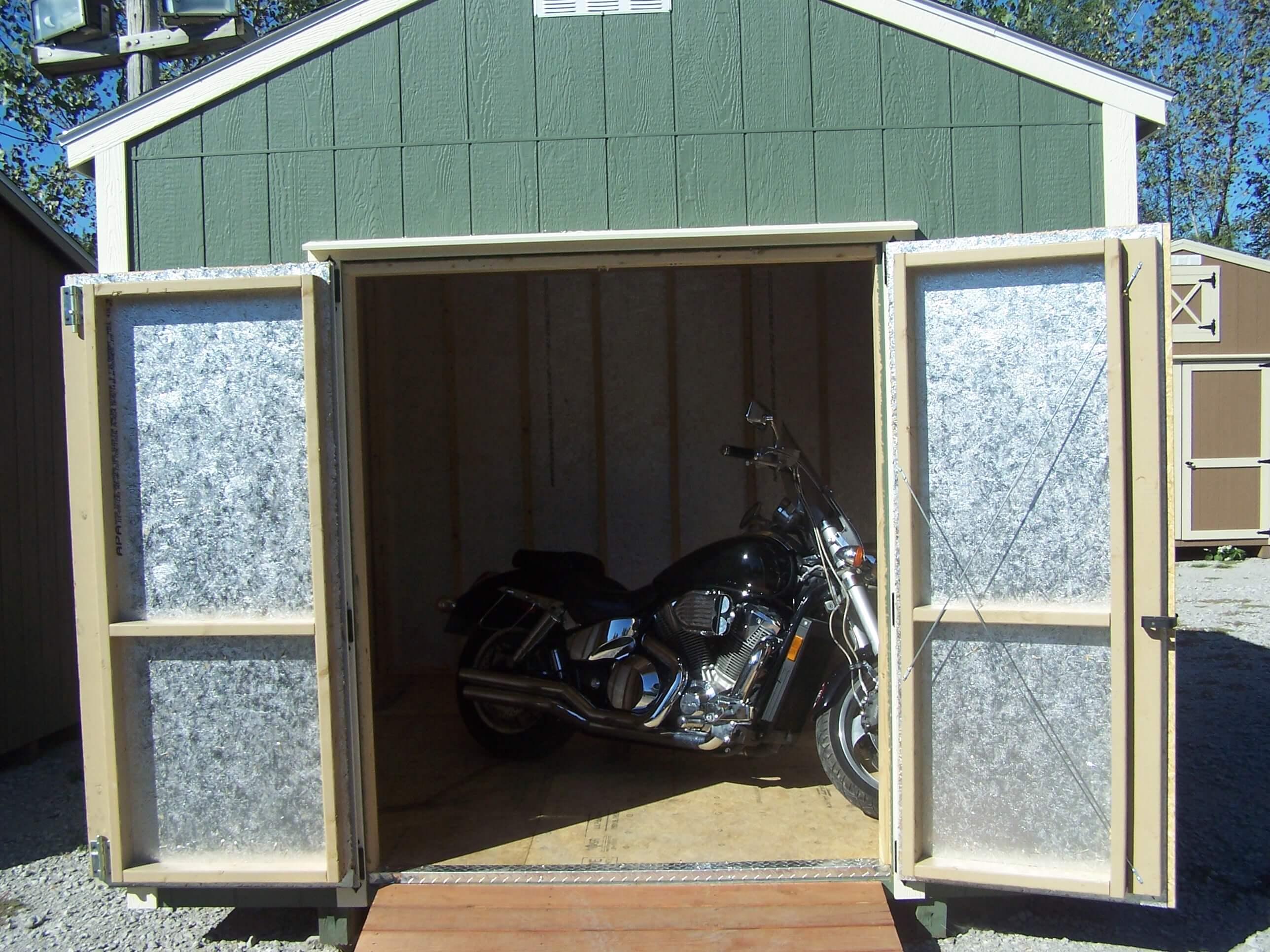bike biker shed classic buildings missouri mo