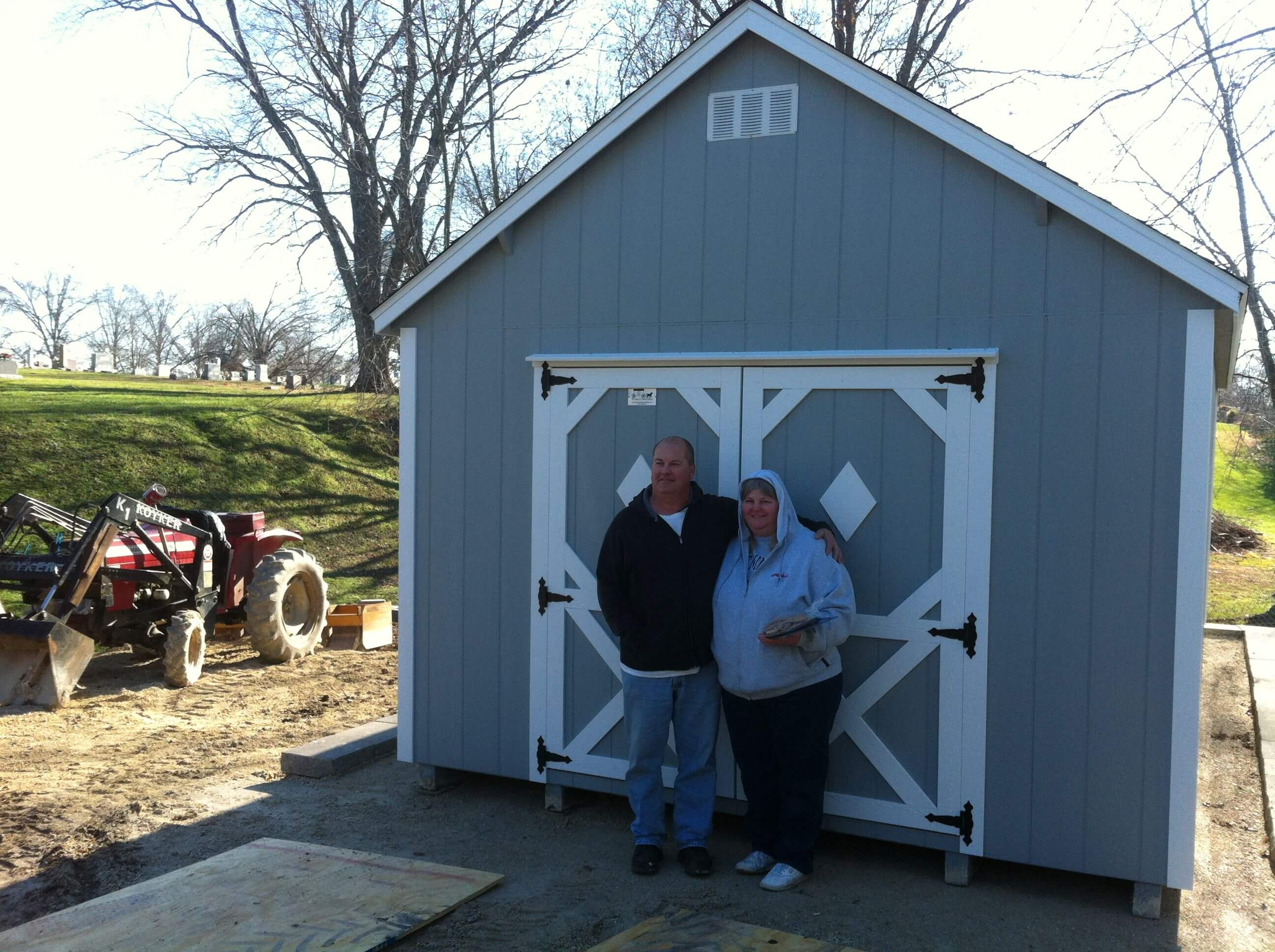 Customized Portable Wooden Buildings in Missouri Near Me