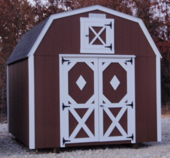 wooden classic buildings lofted barn Missouri Mo