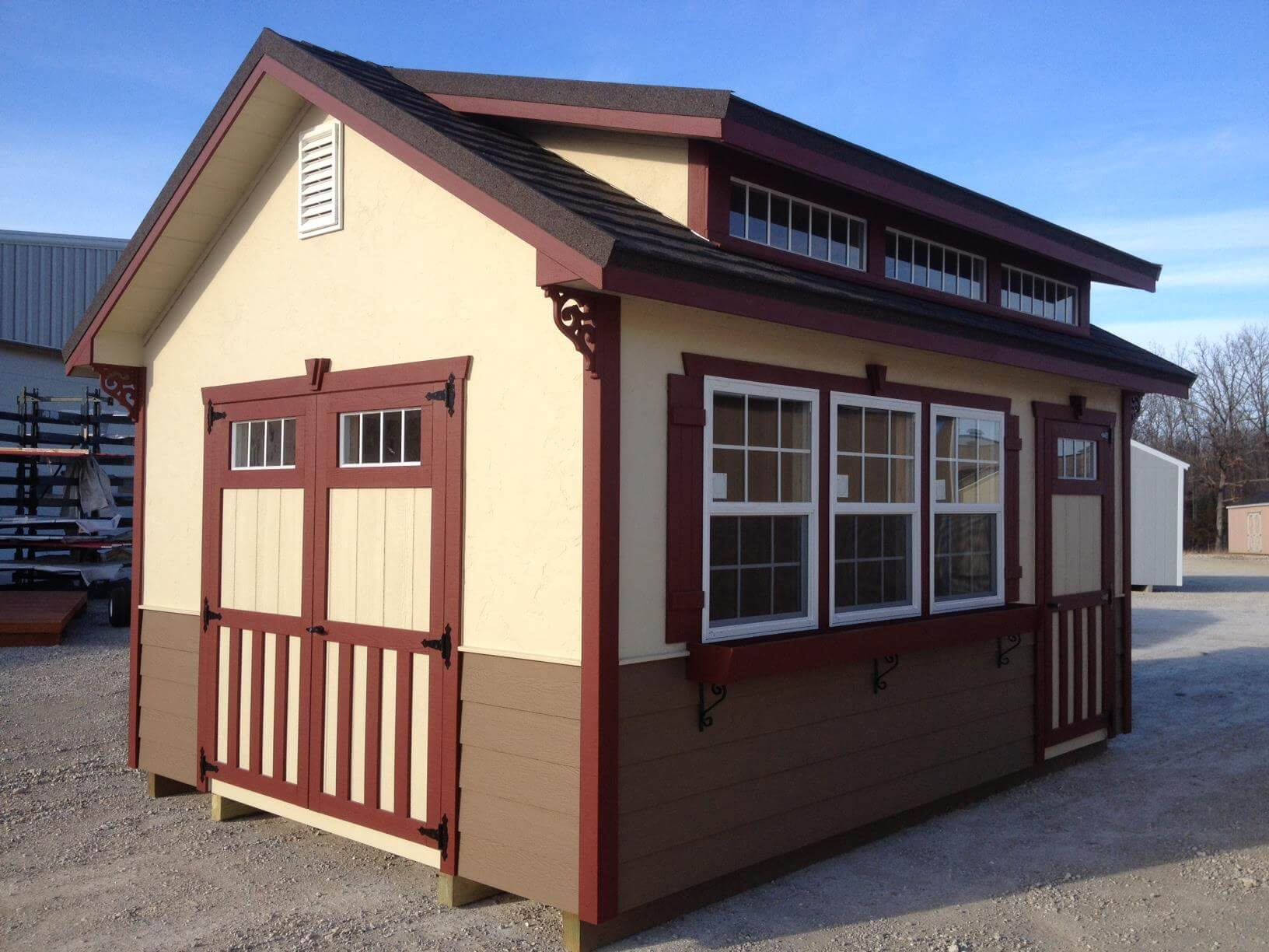 classic buildings ultra series shed Mo Missouri