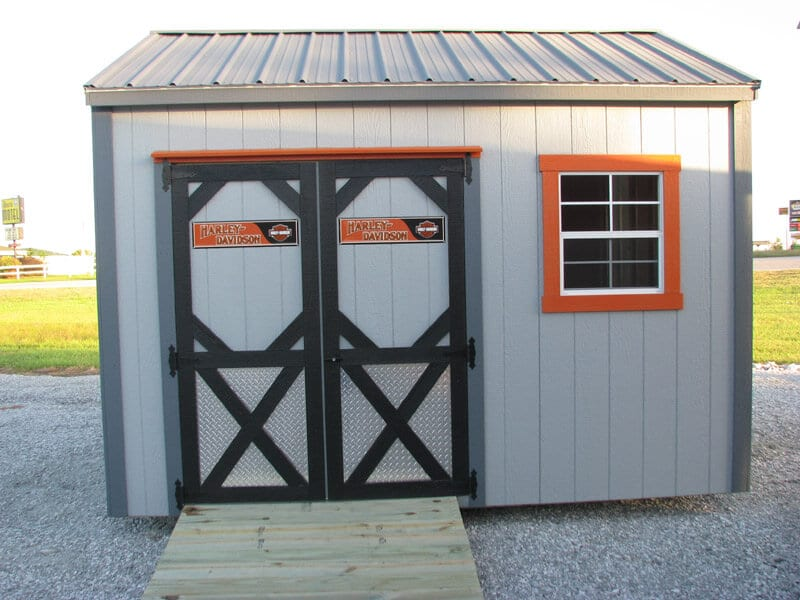 bike biker shed classic buildings missouri mo