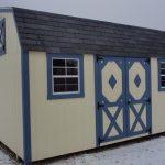Lofted Garden Barn